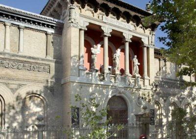 Museum of Zaragoza | Espacio Goya (Zaragoza)
