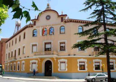 Ejea de los Caballeros Town Hall (Zaragoza)