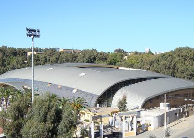 Polideportivo de Ben Aknoun (Argelia)
