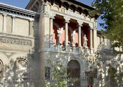MUSEO DE ZARAGOZA – ESPACIO GOYA