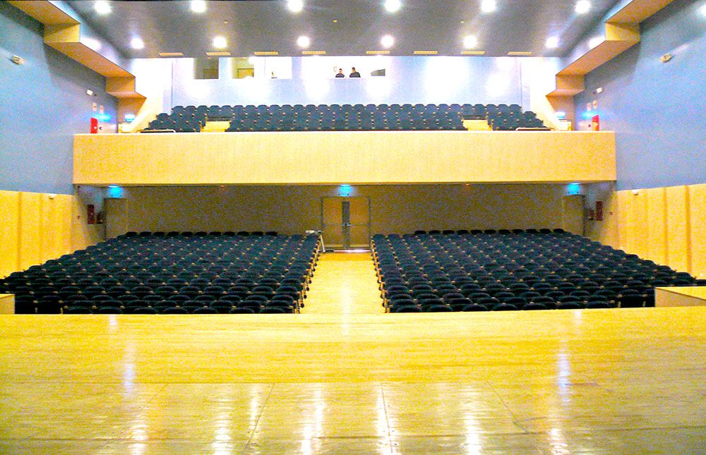 Palacio de Congresos de Barbastro (Huesca)