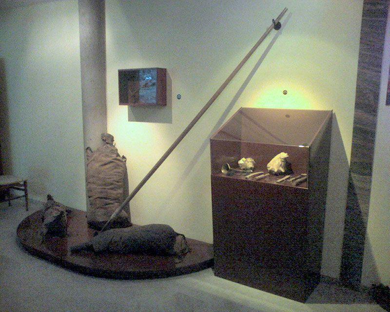 Museo de la Trashumancia de Guadalaviar (Teruel)