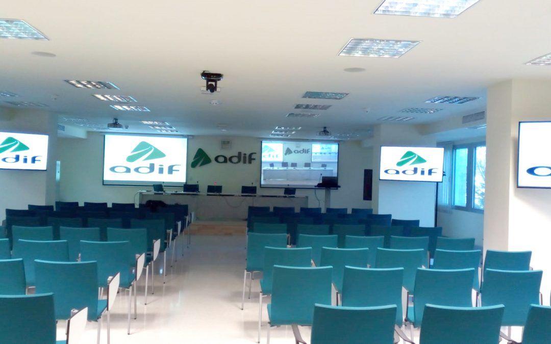 Centro de Tecnologías Adif (Málaga)