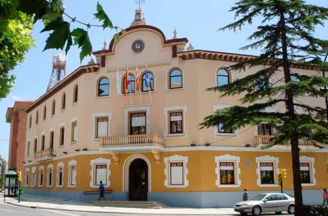 Ayuntamiento de Ejea de los Caballeros (Zaragoza)